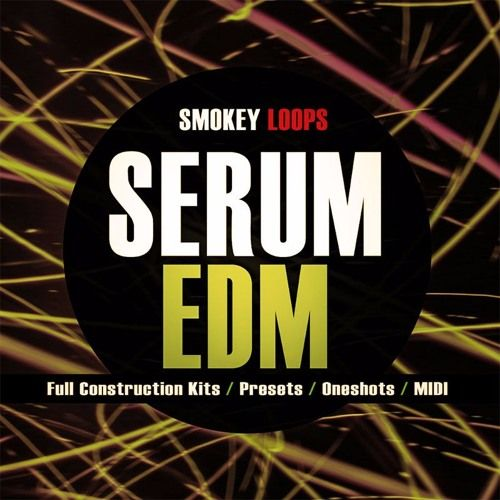 Smokey Loops Serum EDM WAV MiDi XFER RECORDS SERUM PRESETS